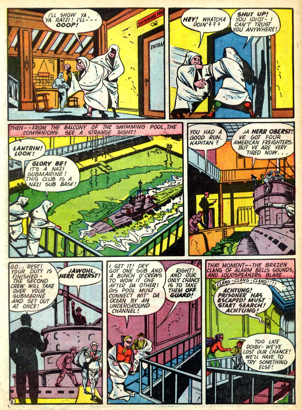 Read online All-American Comics (1939) comic -  Issue #57 - 10
