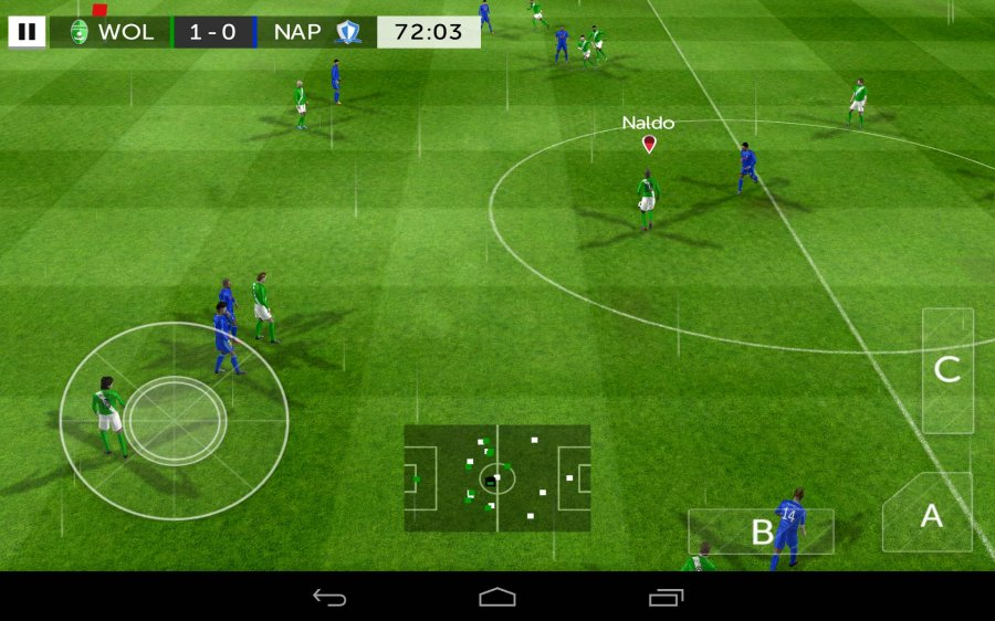 FTS 19 APK Download with OBB+ Data for Android- First Touch