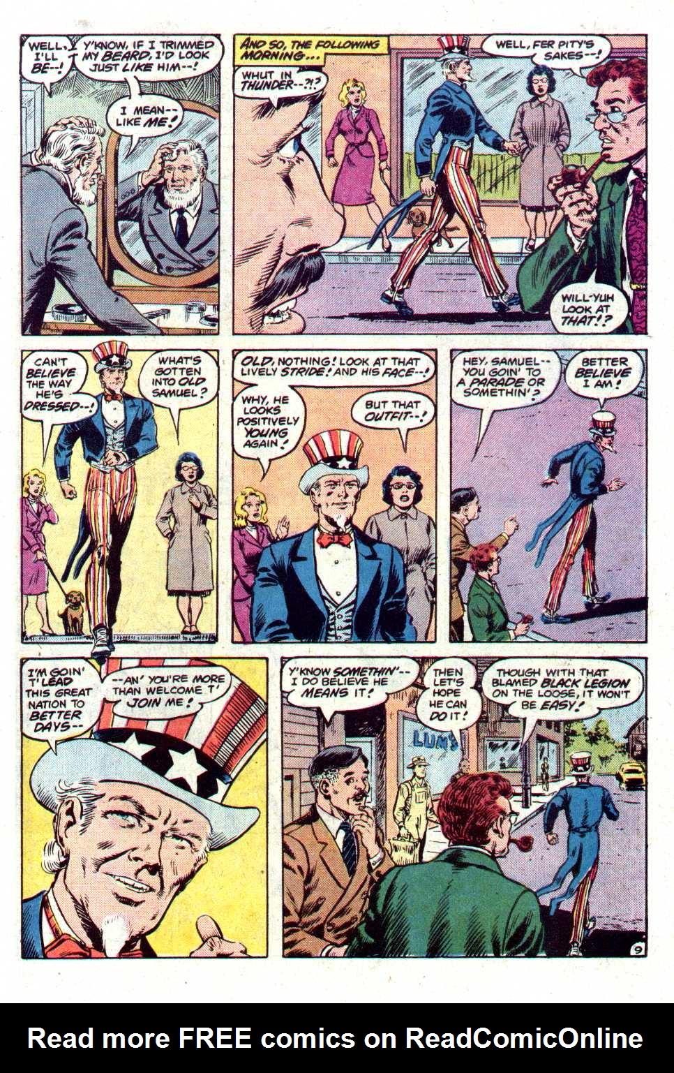 Read online Secret Origins (1986) comic -  Issue #19 - 12
