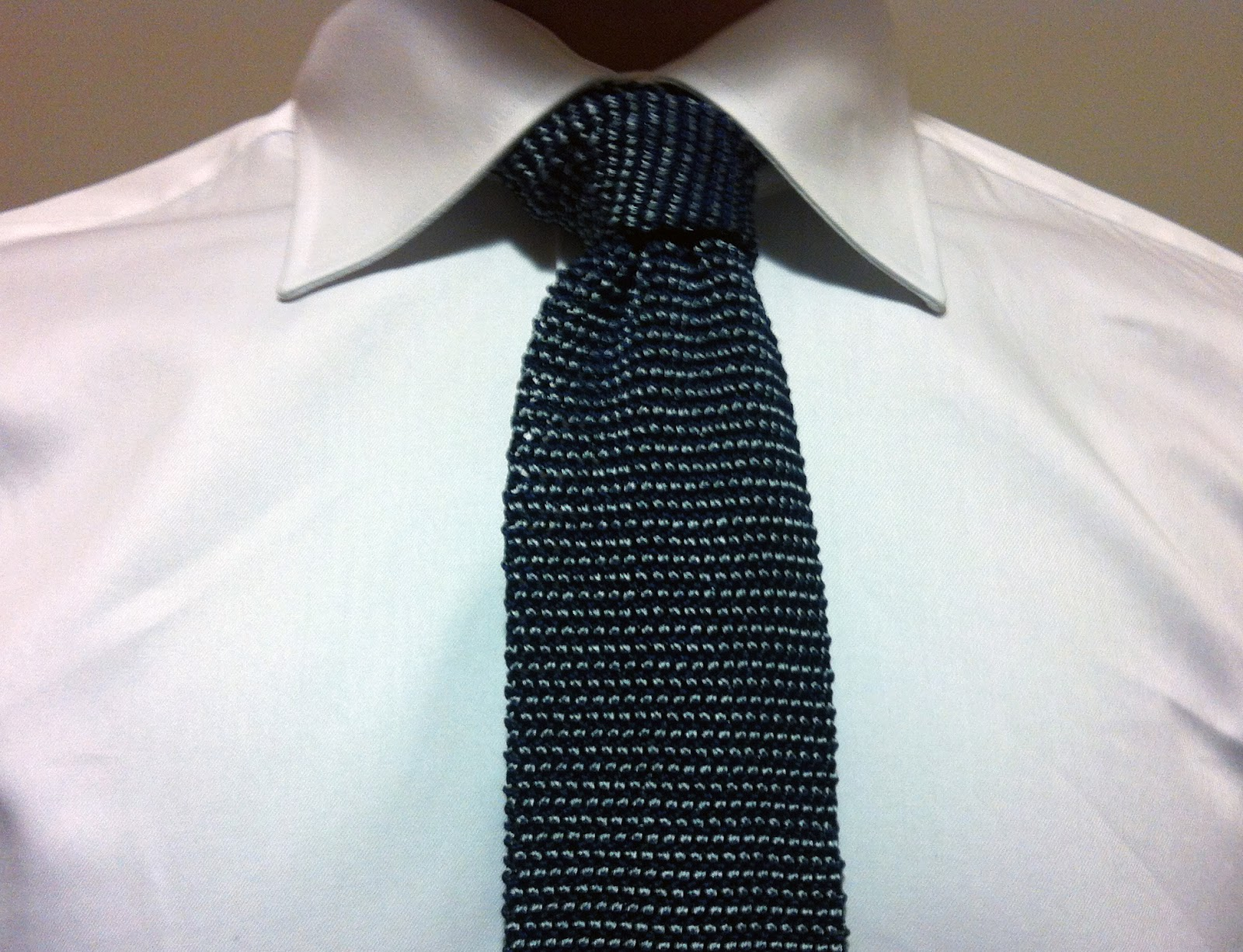 Knit Ties - The Nordic Fit