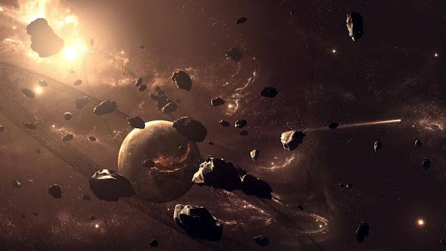 Campo de Asteroides, curiosidades tecnológicas