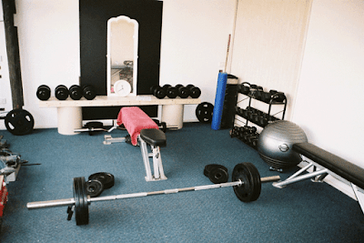 phòng tập gym tại nhà