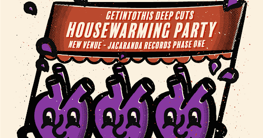 Deep Cuts returns with housewarming party at Phase One