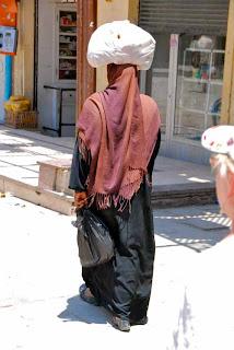 Muslim Woman Aswan Egypt