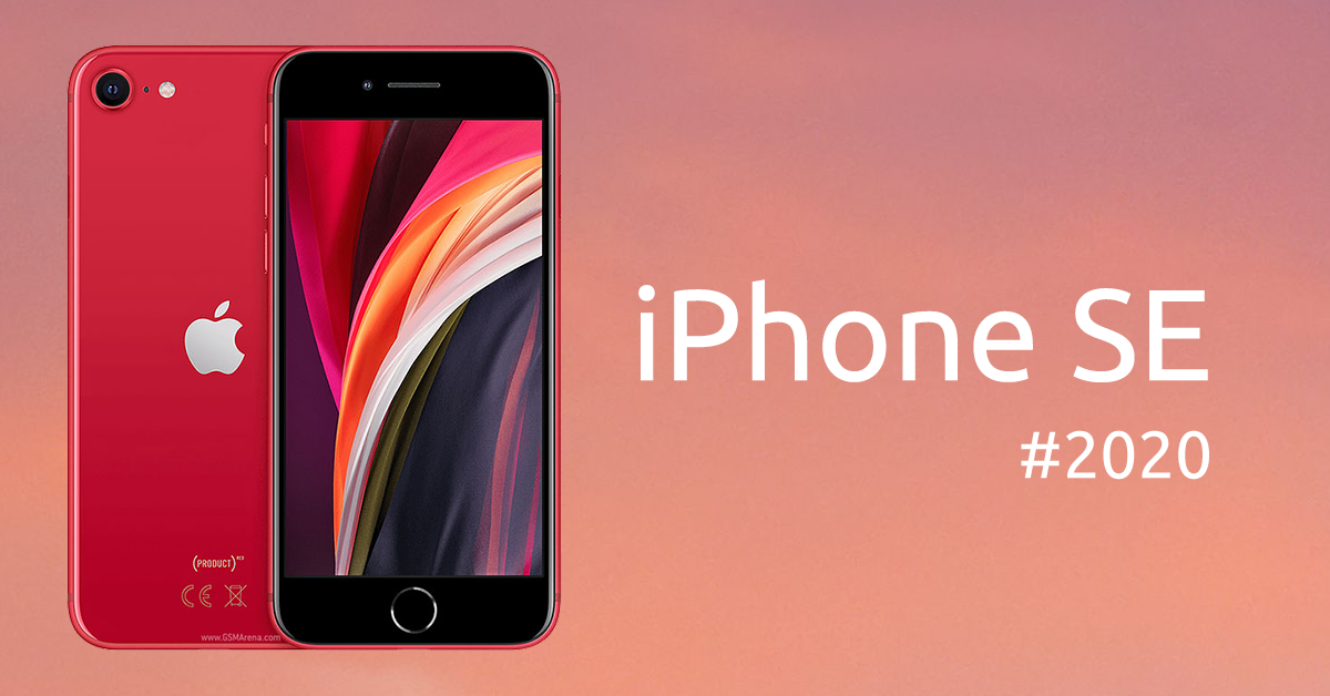 Apple introduced their latest smartphone yesterday. It's called the iPhone SE. What makes this iPhone special is its affordability. These features are found here - Same size of the iPhone 8, the fingerprint button on the bottom of front, the iPhone 11's processor, and the iPhone XR's camera system are just a few new capabilities.