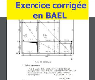 exercice beton arme pdf, examen béton armé pdf, pratique du bael 91, cours avec exercices corrigés pdf gratuit, examen corrigé béton armé pdf, beton arme bael pdf,
