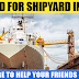 Recruitment to Shipyard Europe 2017 | Apply Now