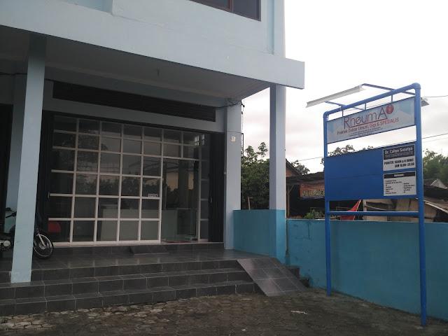 lokasi alamat pusat sunat yan khitan jogja timur