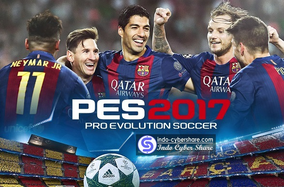 Game Pro Evolution Soccer (PES) 2017 For PC Full Crack CPY
