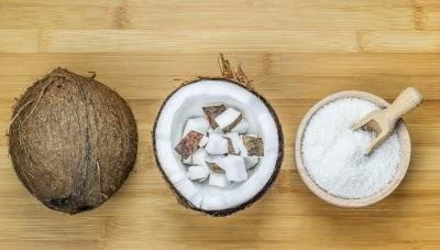 olej kokosowy w pielęgnacji ciała