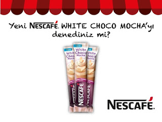 Nescafe White Chocolate Mocha