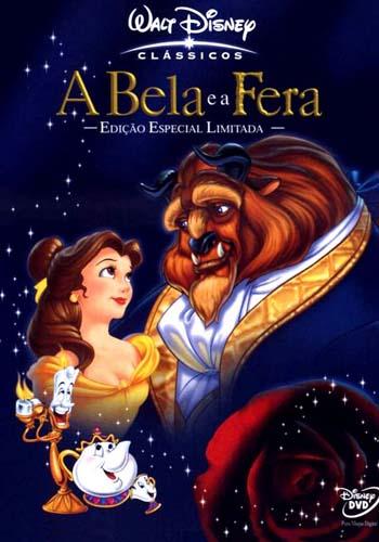 A Bela e a Fera 3D Torrent - BluRay 1080p Dublado (1991)