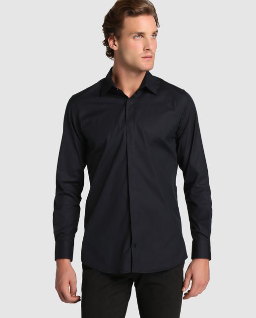Negro Camisa Del Uniforme - Compra lotes baratos de Negro