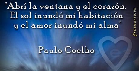 Frases motivadoras - Paulo Coelho