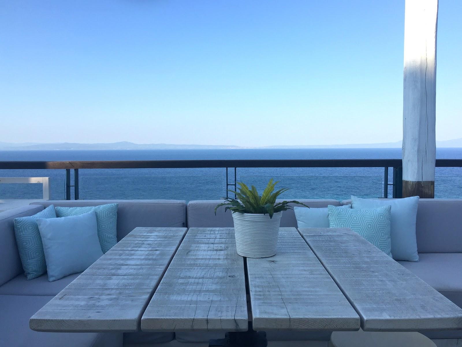 Hotel Rigas Restaurant View