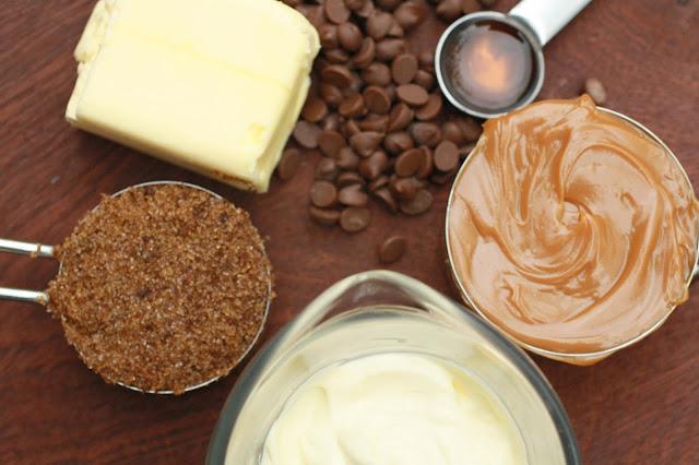 Fudge de dulce de leche / Dulce de leche fudge