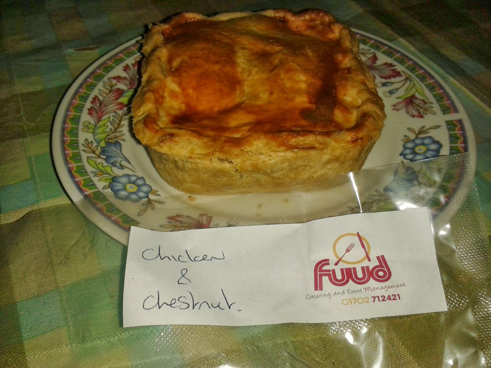 Fuud Chicken and Chestnut Pie Review