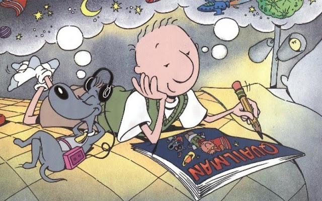 Algumas Curiosidades Sobre Doug Funnie(Nostalgia Geek #3)