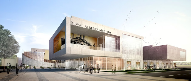 Royal Alberta Museum em Edmonton