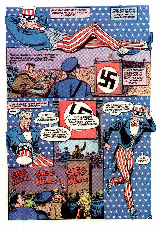 Read online Secret Origins (1986) comic -  Issue #19 - 8