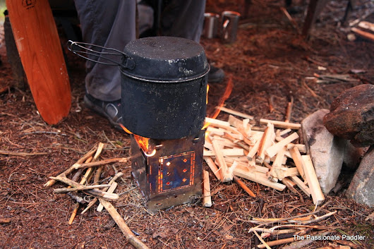 Firebox Campfire Stove - Part 2