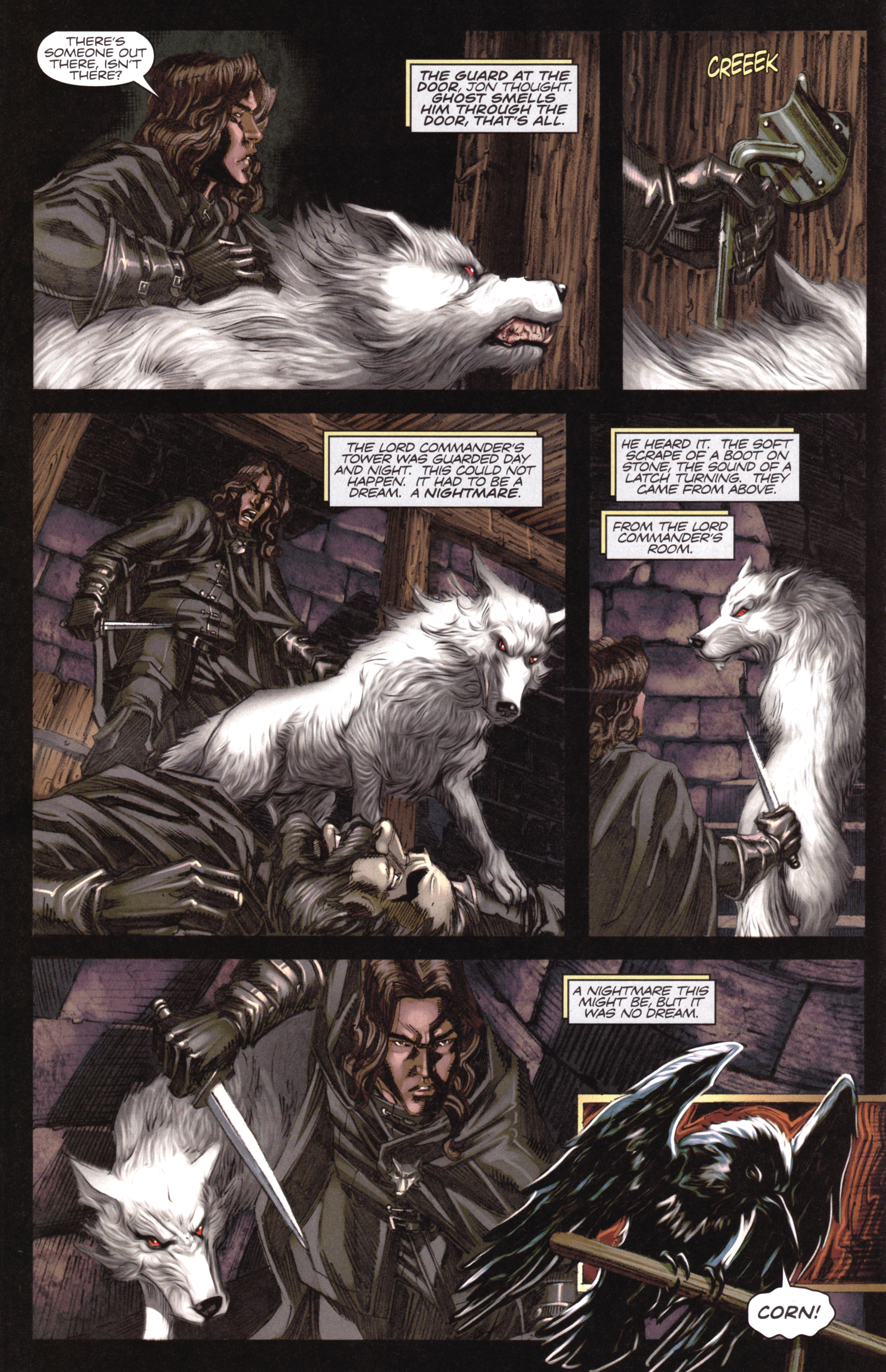 Read online A Game Of Thrones comic -  Issue #17 - 12