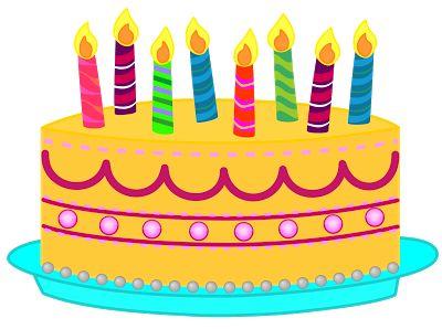 Happy Birthday Cake Free Clip Art Clipartfox Clipart Jpg 400x298 Mut