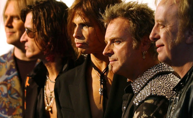 Aerosmith en Mexico 2016