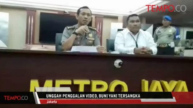 Polisi: Kami Siap, Atas Buni Yani Ajukan Praperadilan