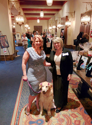 The Hero Awards honored 5 exceptional hero dogs and 1 human hero