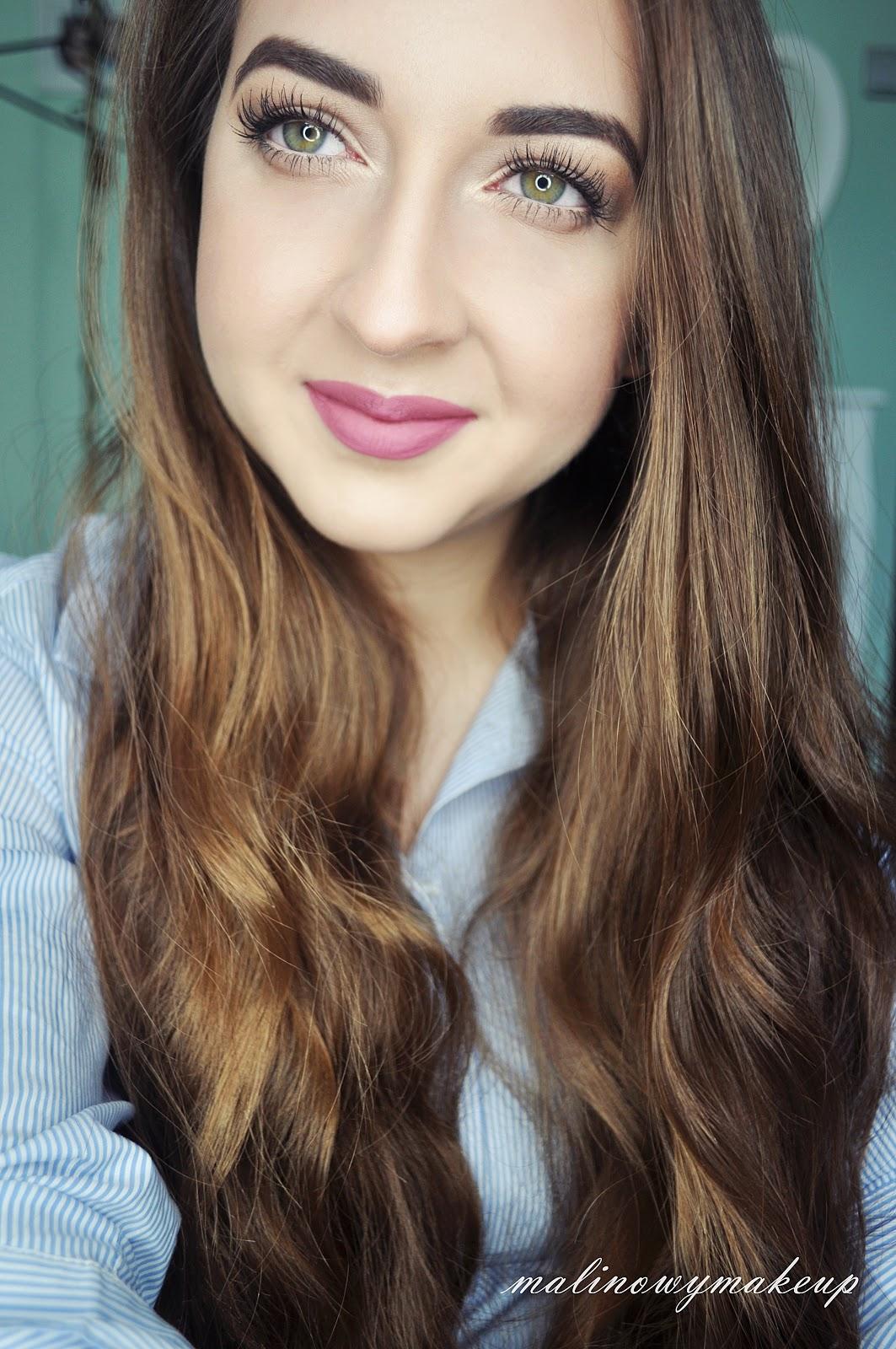 makijaż dzienny dla opadającej powieki opadająca powieka makijaż brązy brązowe cienie Inglot Golden Rose Ecolore