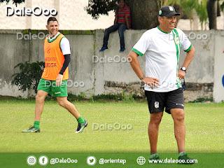 José Alí Meza listo para jugar desde el vamos ante Real Potosí - DaleOoo - Oriente Petrolero