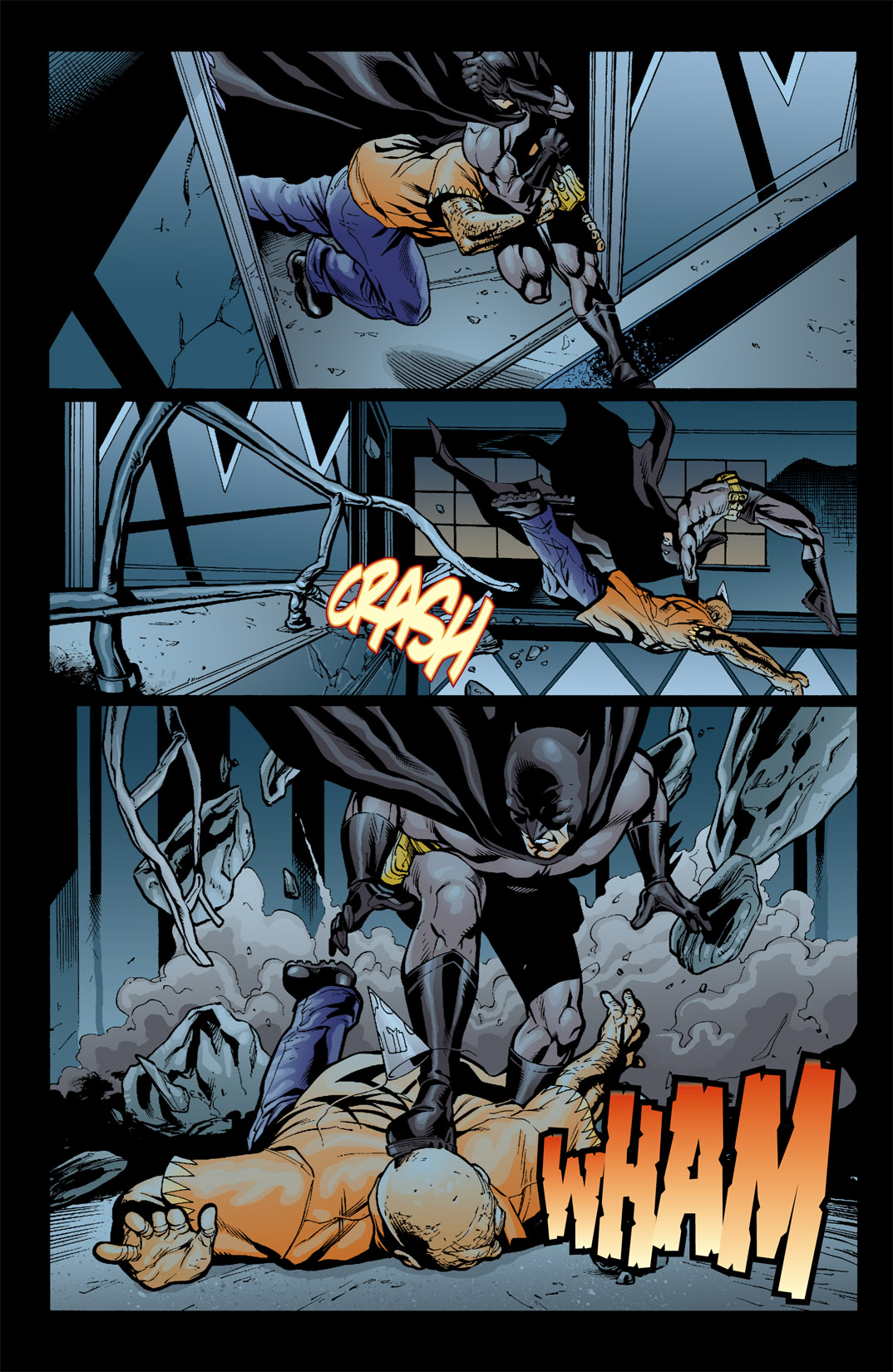 Detective Comics (1937) 800 Page 21