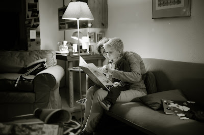 تعويد الطفل على القراءة
