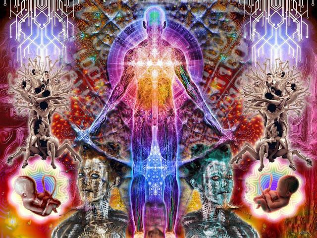 entités du plan astral