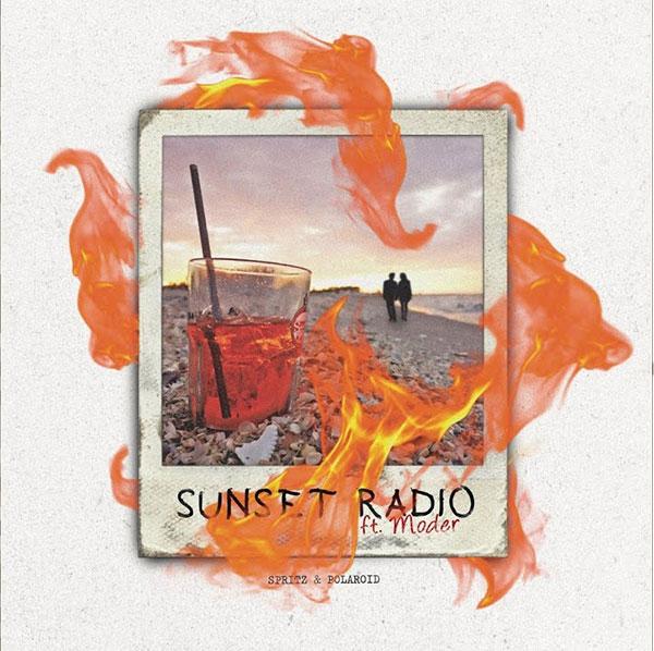 "Sunset Radio stream new song ""Spritz & Polaroid"""