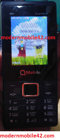 qmobile f2 + sim flash file Downloads Free