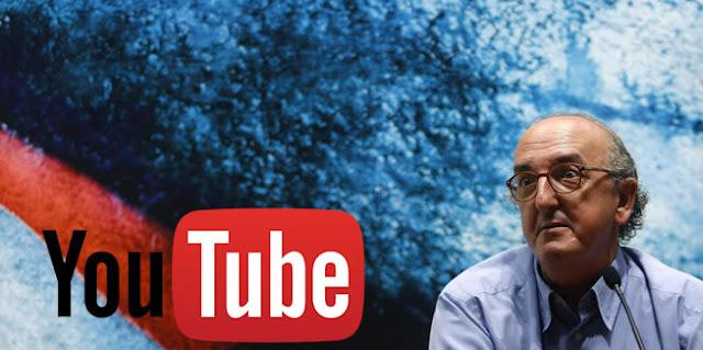 Roures contraataca y pacta con Youtube para dar la Champions