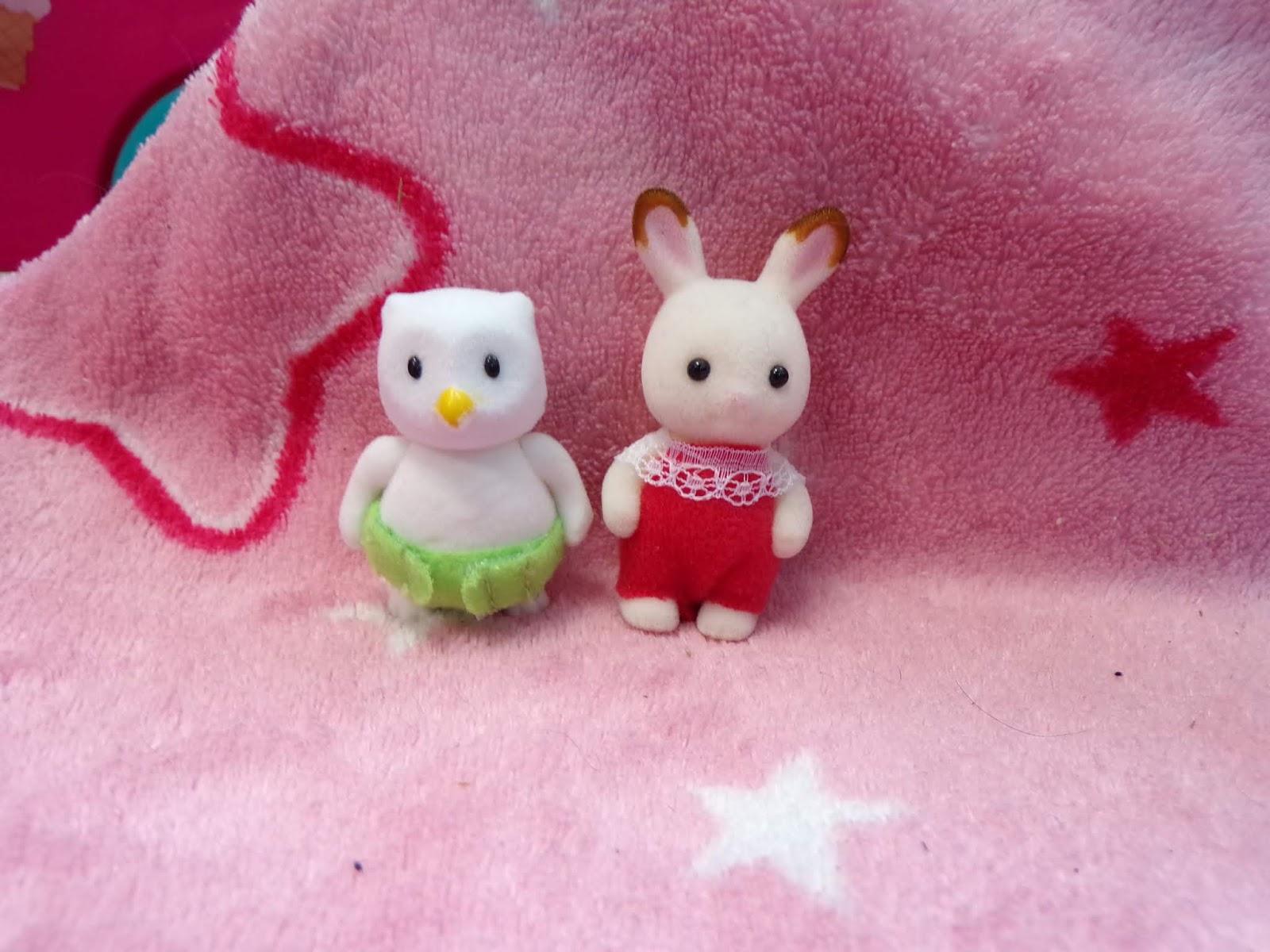 Li L Woodzeez Vs Calico Critters Toy Review Comparison