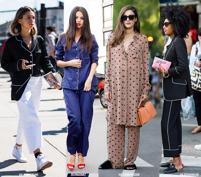 Angellyrics Topics: Is The Pajama Look A Good Fashion ...