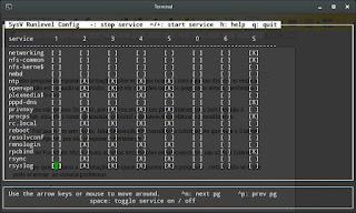 Desative os programas na inicialização do Linux
