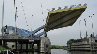 Flying Drawbridge