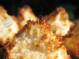 Recette des rochers noix de coco