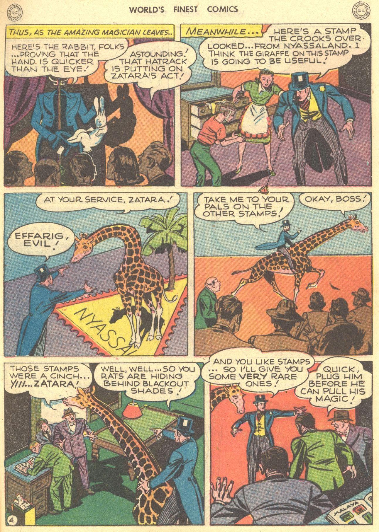 Read online World's Finest Comics comic -  Issue #28 - 46