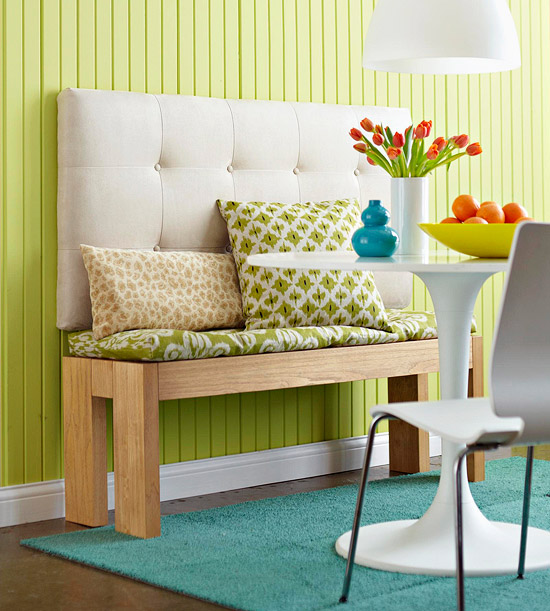 Cottage by the Sea : Bright Ideas