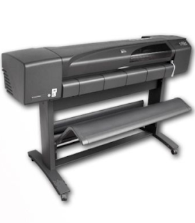 HP DesignJet 800 Printer Installer Driver & Wireless Setup