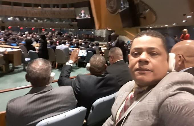 Ministro concejero en la ONU resalta esfuerzos de Leonel y Danilo para admisión en Concejo de Seguridad
