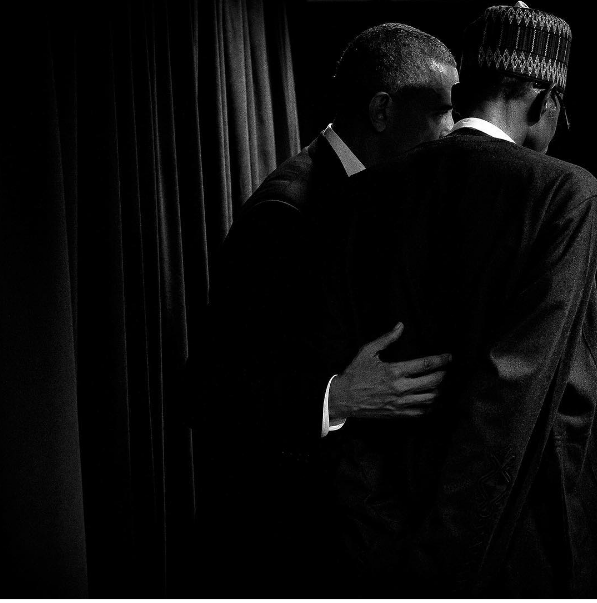 Photo Of President Buhari And Obama