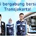 Lowongan Tenaga Kerja PT Transportasi Jakarta (Transjakarta) Tingkat SLTP - SMA/SMK Terbuka 4 Posisi Menarik