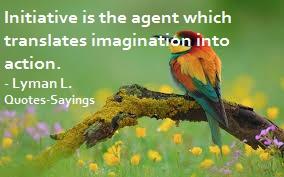 initiative quotes